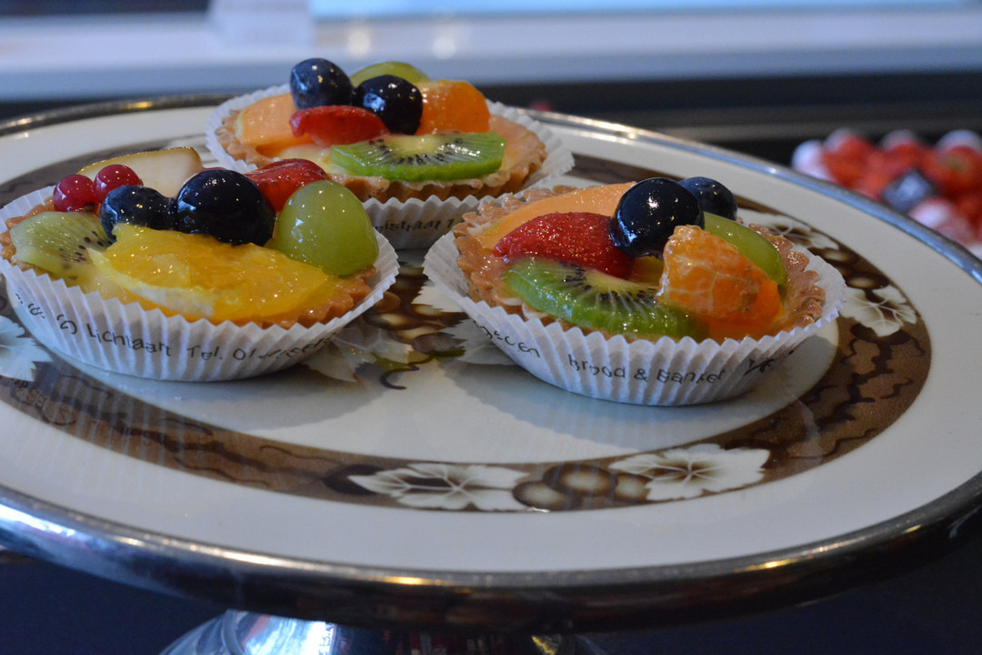 Vers fruittaartje (1 pers.) - Bestelonline