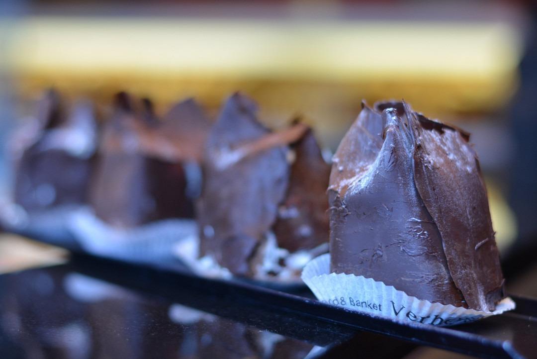 Zwarte woud taartje (1 pers.) - Bestelonline