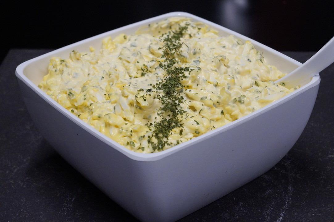 Huisgemaakte eiersla - Bestelonline