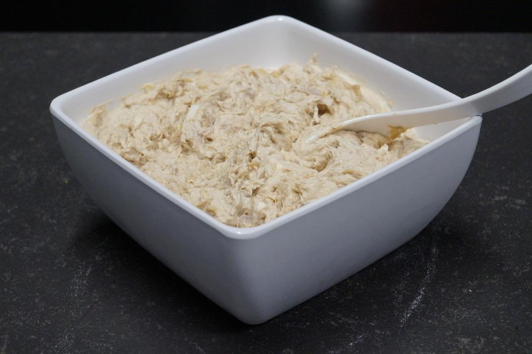 Huisgemaakte tonijnsla - Bestelonline