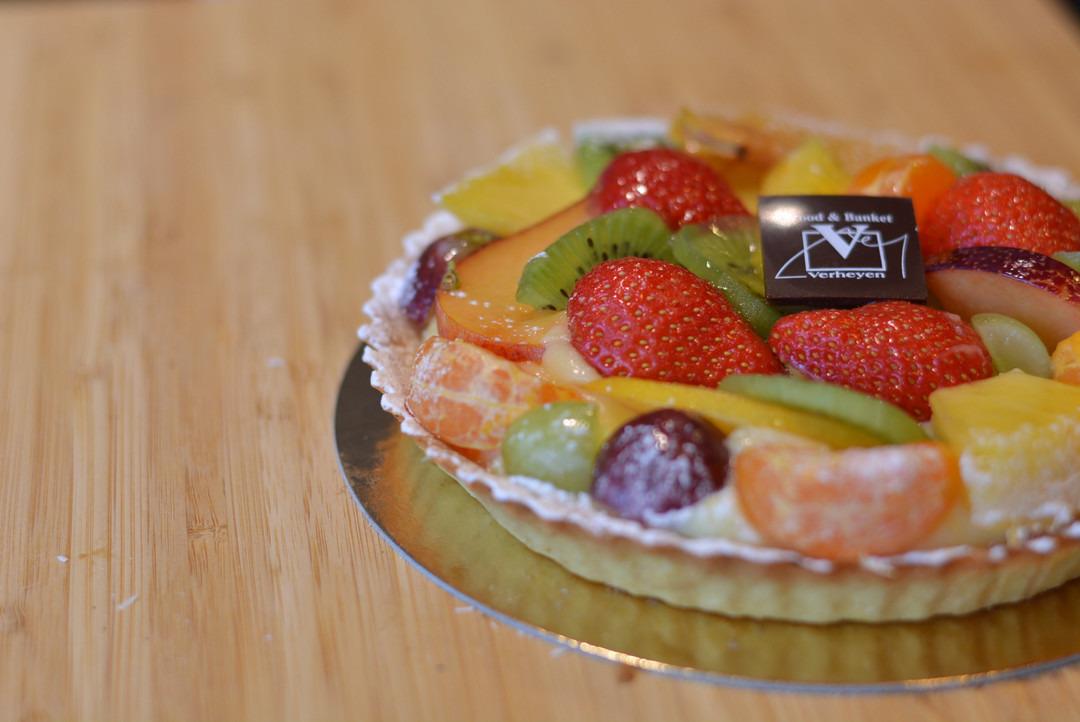 Vers fruittaart (8 pers.) - Bestelonline