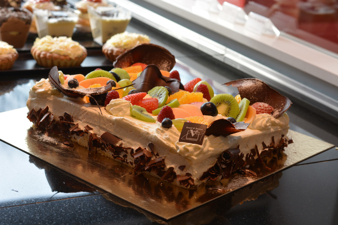 Biscuitgebak met slagroom (4 tot ... pers.) - Bestelonline