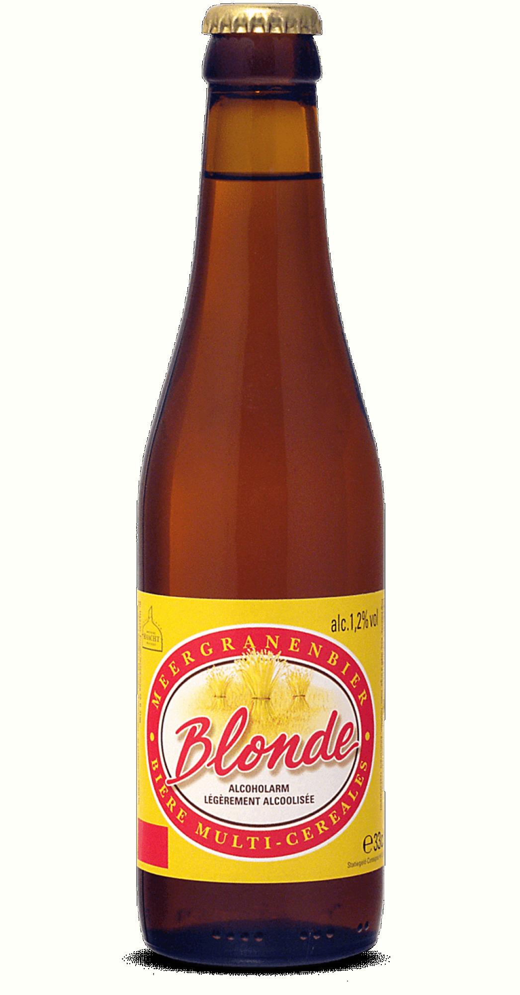 Haacht Blonde Fles 33cl (1.2%) - Bestelonline