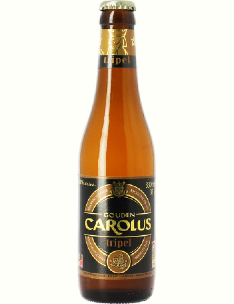 Gouden Carolus Tripel Fles 33cl (8%) - Bestelonline